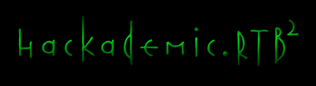 Hackademic Logo